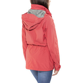 Columbia Remoteness Jacket Women sunset red